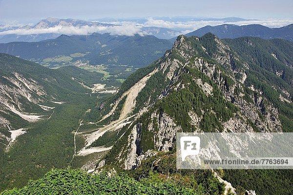 Alpen  Slowenien