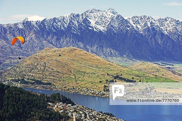 Pazifischer Ozean  Pazifik  Stiller Ozean  Großer Ozean  neuseeländische Südinsel  Neuseeland  Otago  Queenstown