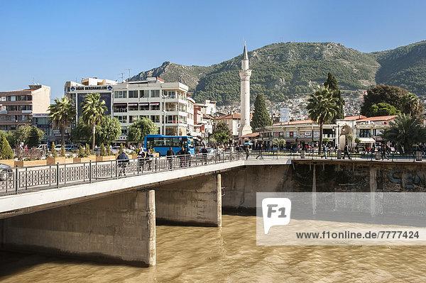 Bridge over the Orontes river