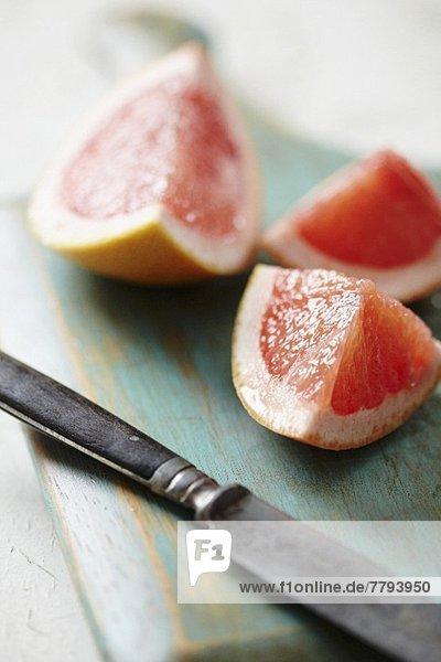 Grapefruitschnitze Grapefruitschnitze