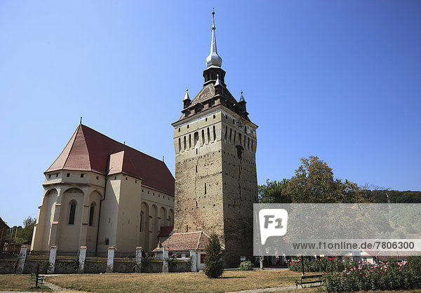 Protestant Church built in the Gothic style from 1496