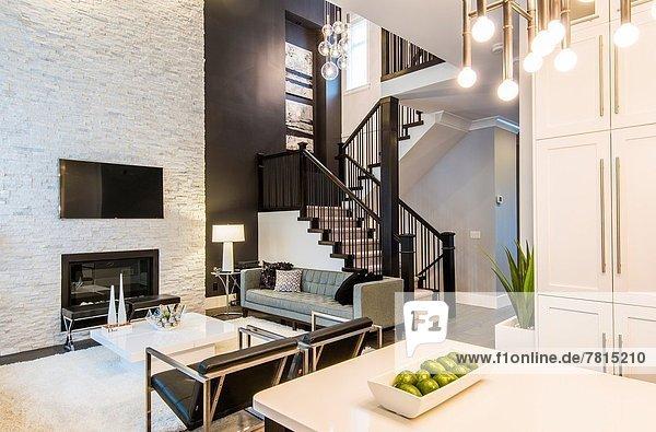 Wohnhaus Zimmer Küche Wohnzimmer neu