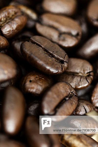 Ganze Kaffeebohnen  Vollrahmen