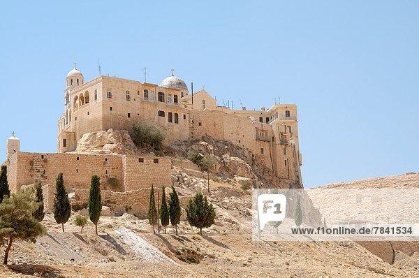 Frauenkloster  Syrien