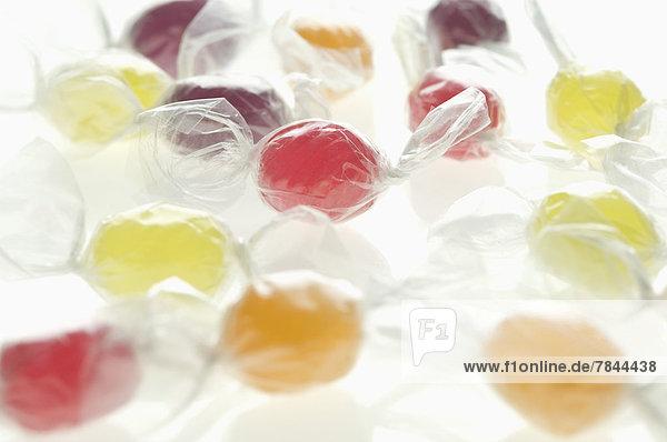 Konditorei  Süßigkeiten  Nahaufnahme