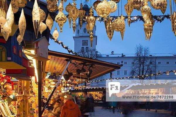 Weihnachten  Österreich  Markt  Salzburg Weihnachten ,Österreich ,Markt ,Salzburg