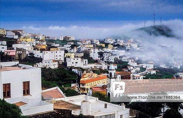 Valverde  El Hierro  Canary Island  Spain  Europe.