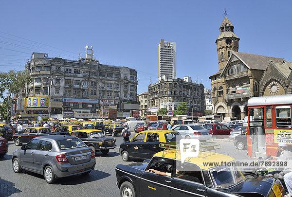 frontal Marmelade Markt Straßenverkehr