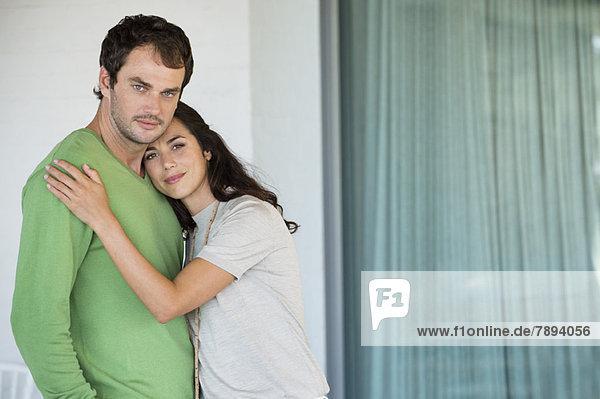 Porträt eines Paares