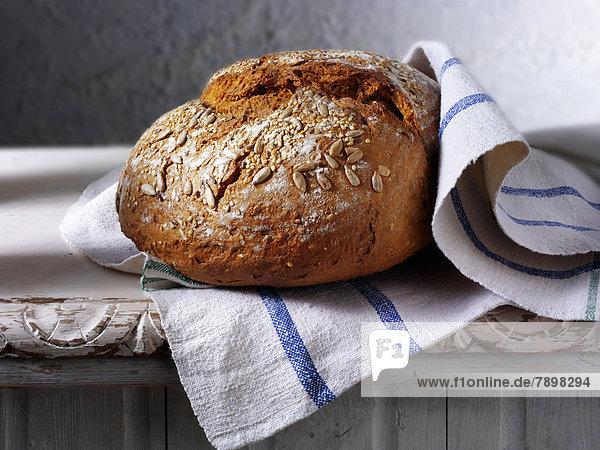 Bio-Vollkornbrot vom Bäcker