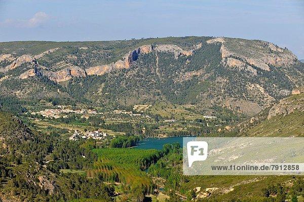 Stausee Spanien Valle