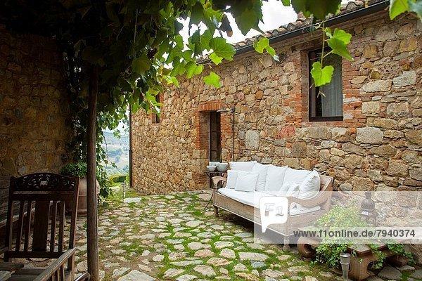 Herrenhaus Italien Toskana