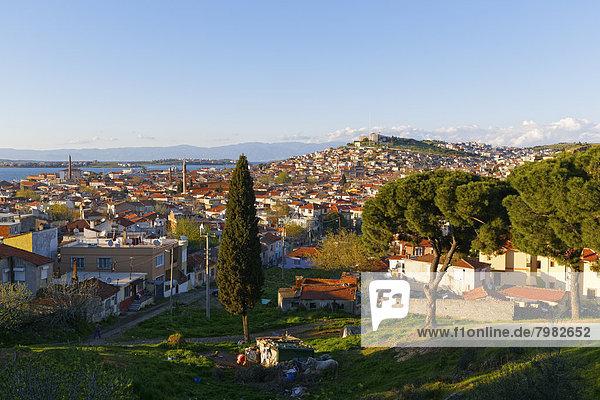 Türkei  Blick auf Ayvalik