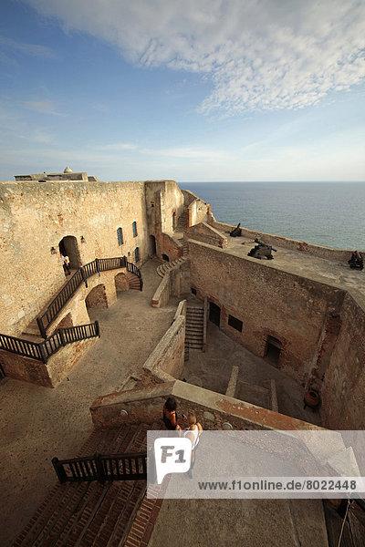 Fortress of Castillo de San Pedro de la Roca