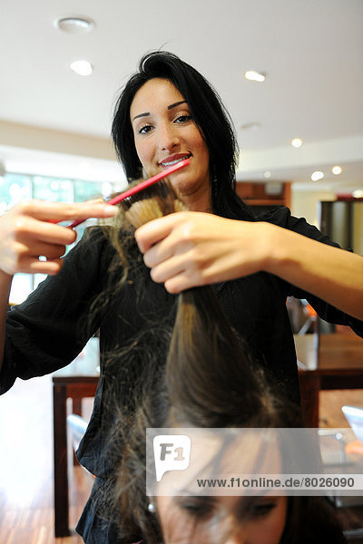 Beruf Friseur