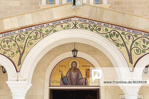 Wand  Kirche  Religion  Kunstwerk
