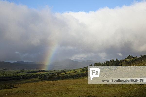 A rainbow Blackwater county kerry ireland