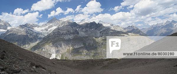 nahe  Berg  Alpen  Zermatt
