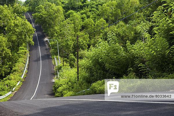 Wind  Fernverkehrsstraße  Entdeckung  Indonesien  steil