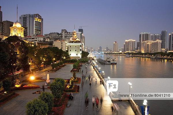 Guangzhou  Kanton  China  Guangdong