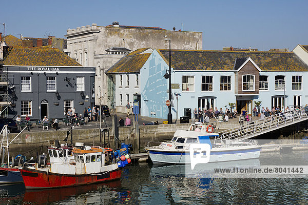 Großbritannien  Dorset  England  Weymouth