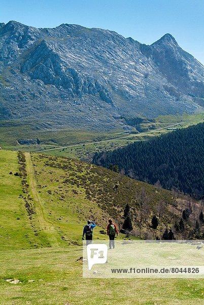 Europa  Landschaft  Spanien  Vizcaya