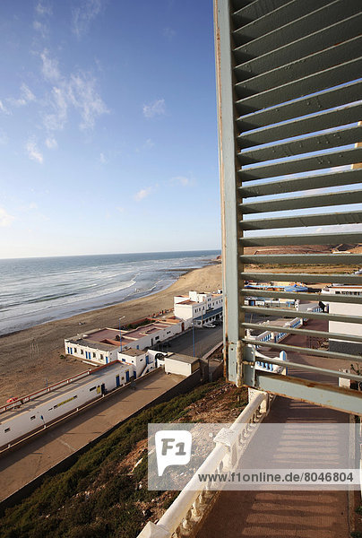 Coastal view  Sidi Ifni  Morocco