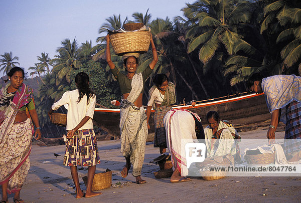 Goa  Indien  Palolem