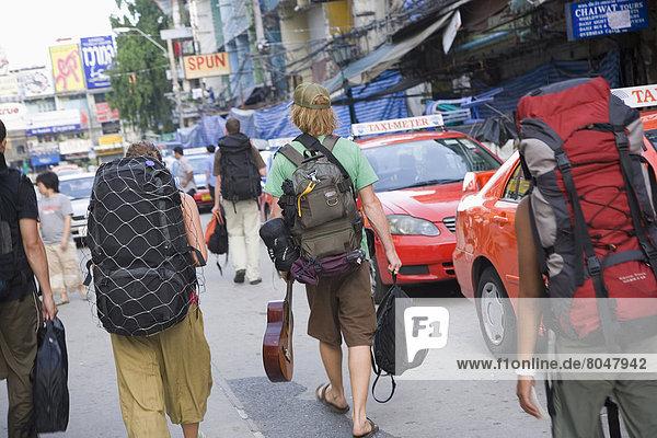 Bangkok  Hauptstadt  Thailand