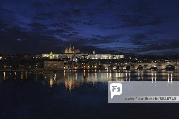 Prag  Hauptstadt  Tschechische Republik  Tschechien