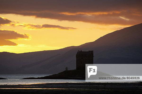 Großbritannien  Argyll and Bute  Schottland