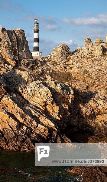 Küste  Leuchtturm  Norden