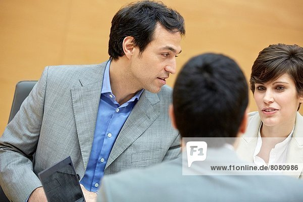 Interview  verkaufen  Training  Business  San Sebastian  Spanien
