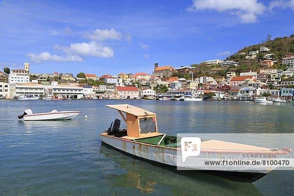 Karibik  Westindische Inseln  Mittelamerika  Grenada  Hauptstadt  Windward Islands