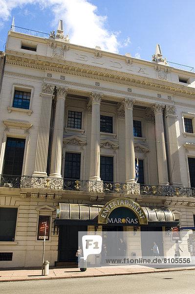 Montevideo  Südamerika  Uruguay