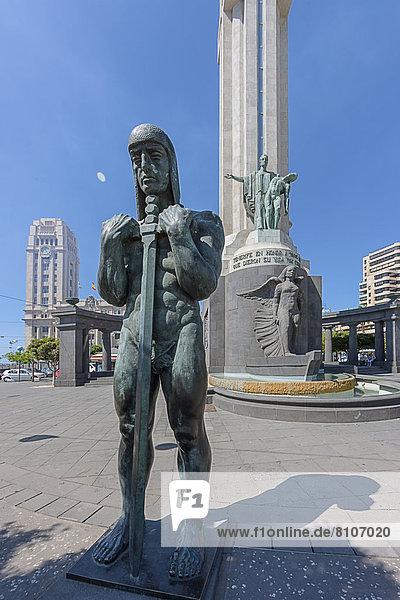 Spanien  Ansicht des Cenotaph Monumento de los Caidos