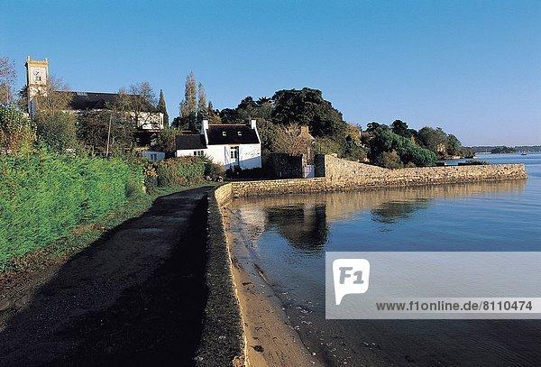 Frankreich Bretagne Morbihan