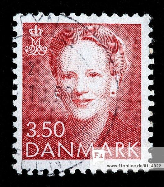 Dänemark  Briefmarke