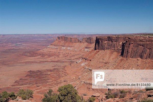 Vereinigte Staaten von Amerika,  USA , Canyonlands Nationalpark , Utah