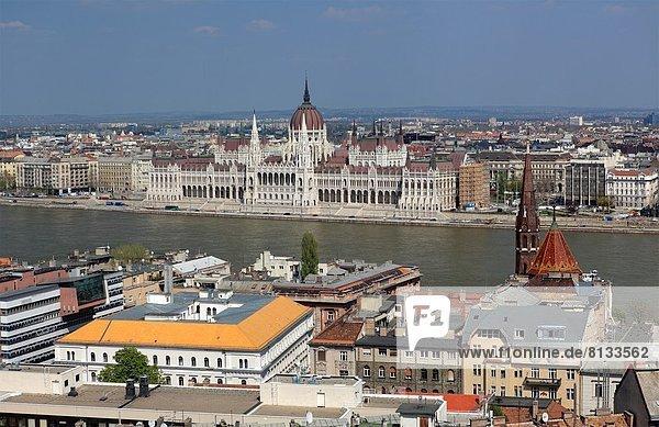 Budapest Hauptstadt Ungarn