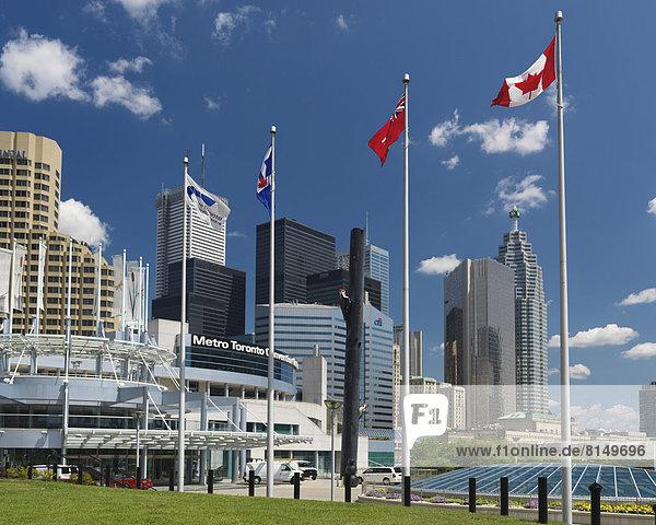 Metro Toronto Convention Centre  MTCC  südliches Gebäude
