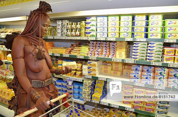 Schlangenbiss Im Supermarkt