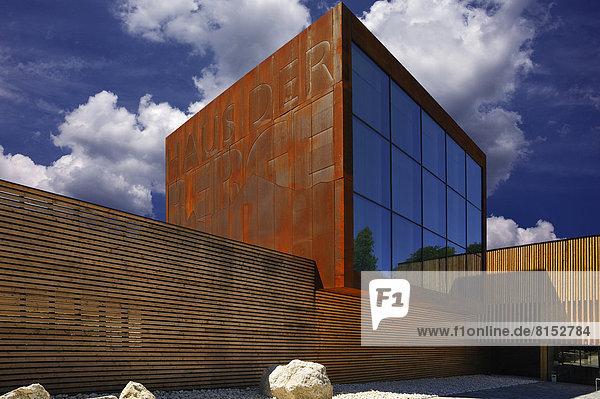 '''Haus der Berge'' building  Berchtesgaden National Park Centre'