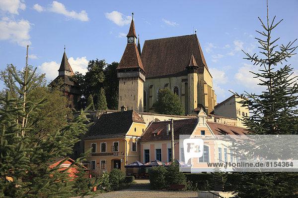 Birthälmer Kirchenburg  UNESCO-Weltkulturerbe