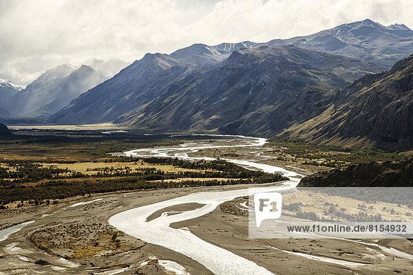 Fluss Rio de las Vueltas