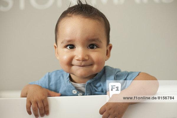 lächeln  mischen  Baby  Mixed