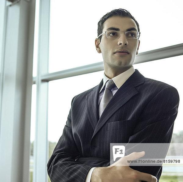 überqueren  Geschäftsmann  Mittelpunkt  Osten