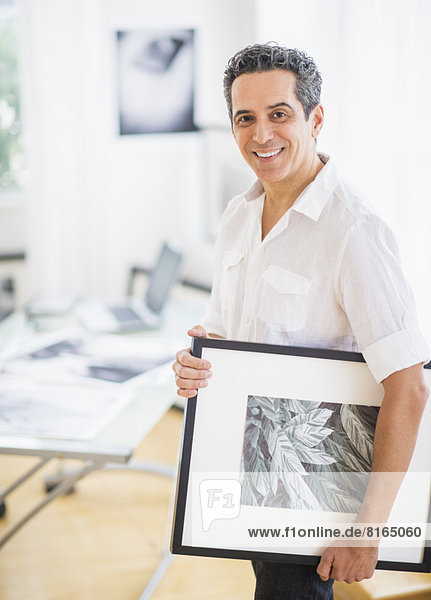 Portrait  Studioaufnahme  Mann  Fotografie
