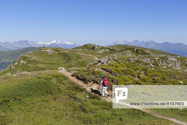 Wanderin am Lammersdorfer Berg