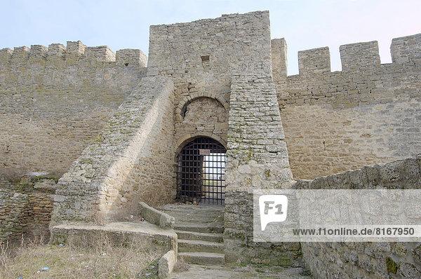 Tor  Festung Akkerman oder Weiße Festung